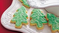 Snow-Covered Christmas Trees Recipe