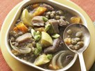 Healthified Chicken and Squash Moroccan Stew