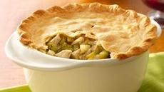 Harvest Turkey Pot Pie Recipe