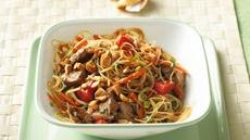 Grilled Thai Beef-Noodle Salad Recipe