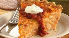 Chicken Enchilada Quiche Recipe