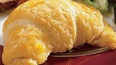 Glazed Orange Crescents Recipe