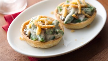 Green Bean Casserole Minis