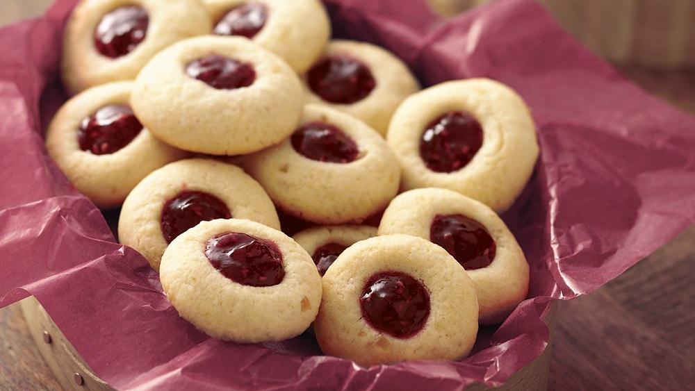 Ginger Raspberry Jewels