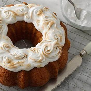 Bisquick Cinnamon Bundt Cake