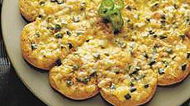 Green Chile ´N Cheese Biscuit Bread