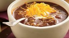 Beef and Beer Chili Recipe