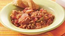 Easy Microwave Jammin' Jambalaya Recipe
