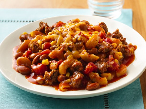 Chili Macaroni Skillet