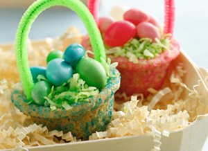 Easter&#32;Basket&#32;Cookies