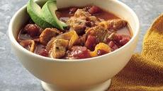 Chipotle Pork Chili Recipe