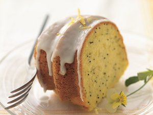 Lemon-Poppy Seed Cake