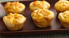 Grands!® Jr. Creole Shrimp and Cheese Cups Recipe