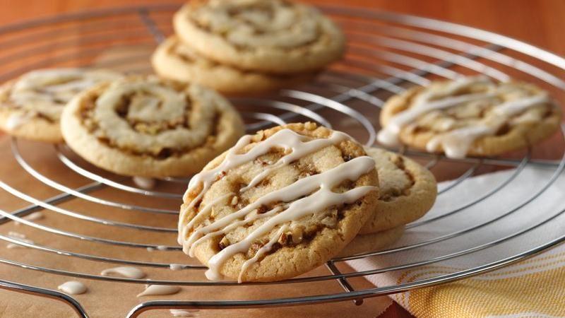 Pecan Roll Cookies