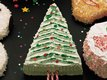 Christmas Tree Cake