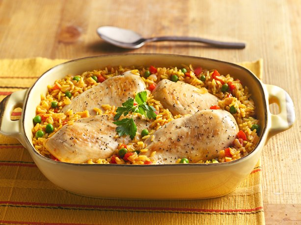 Image of Arroz Con Pollo, Betty Crocker