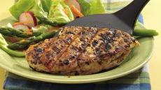 Sage and Garlic Grilled Chicken Breasts Recipe