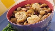Vegetarian Cassoulet Recipe