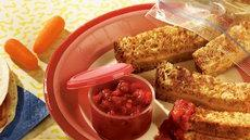 Make-Ahead Grilled Cheese and Salsa Recipe