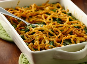 Gluten&#32;Free&#32;Green&#32;Bean&#32;Casserole&#32;with&#32;Fried&#32;Onions