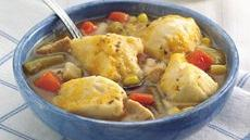 Easy Chicken and Dumplings Recipe