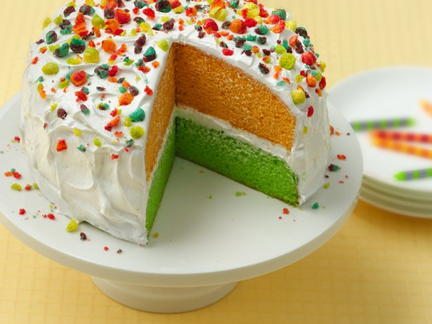 Trix® Cereal Crunch Cake