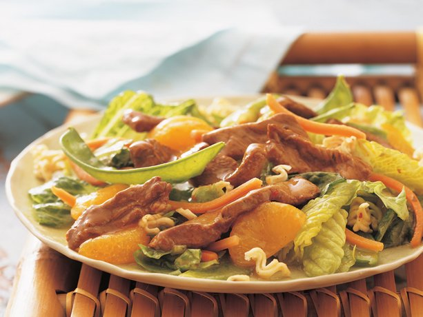Image of Asian Steak Salad, Betty Crocker