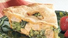 Chicken Divan Pot Pie Recipe