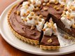 Chocolate Mousse Macadamia Tart