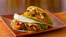 Chicken Nugget Tacos Recipe