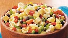Southwestern Chicken Pasta Salad Recipe