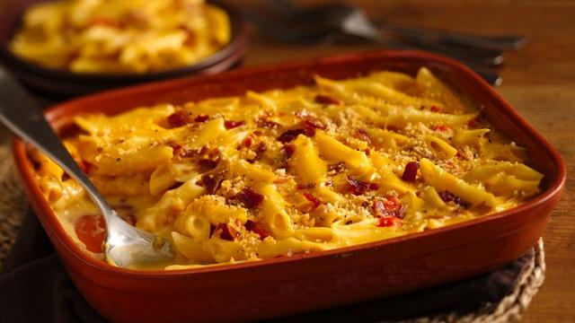 Easy Weeknight Bacon Mac n' Cheese