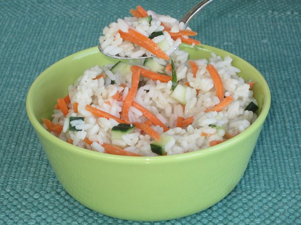 Bento Sushi-Rice Salad
