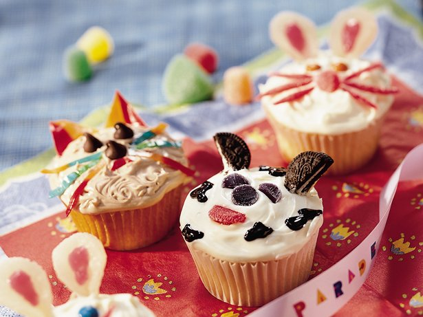Cupcake Pet Parade