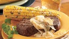Corn on the Cob with Taco Butter Recipe