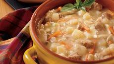 Family-style Pork And Potato Stew Recipe