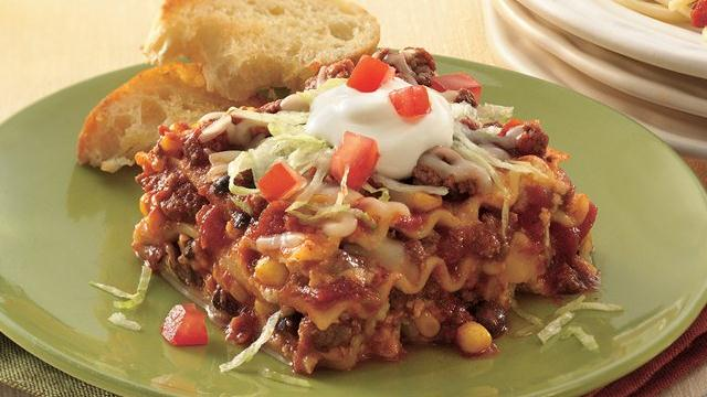 Southwest Lasagna