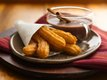Bisquick Churros