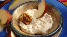 Maple-Nut Cheese Spread Recipe