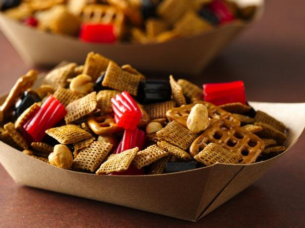 Licorice Lovers Chex Mix
