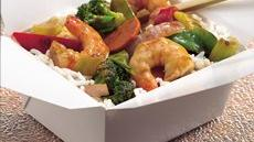 Sesame-Ginger Shrimp and Vegetable Stir-Fry Recipe