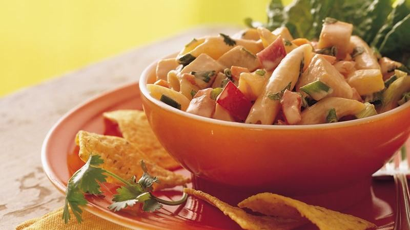 Salsa Turkey Salad