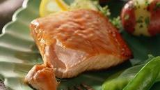 Simple Honey-Glazed Salmon Recipe