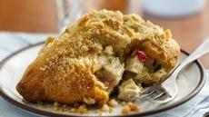 Savory Crescent Chicken Squares Recipe
