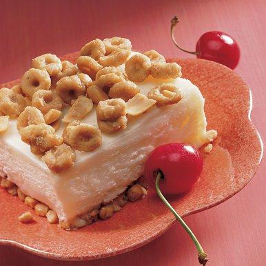 cheerios and ice cream crunch use your favorite ice cream flavor or ...