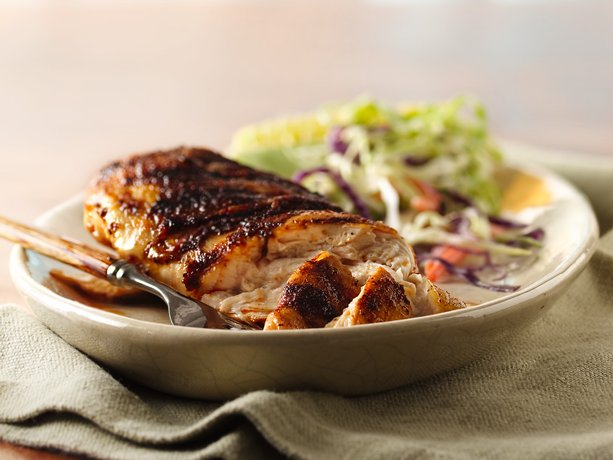 Image of All-american Bbq Rubbed Chicken, Betty Crocker