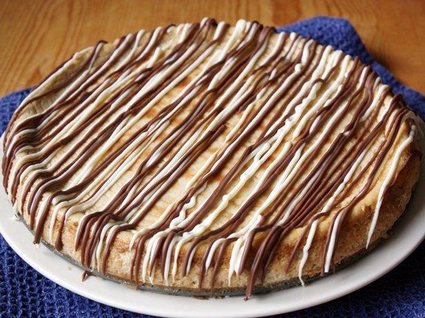 White Russian Cheesecake