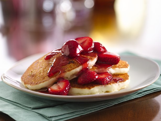 Gluten Free Cheesecake Pancakes