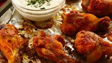 Mexican Party Wings Recipe