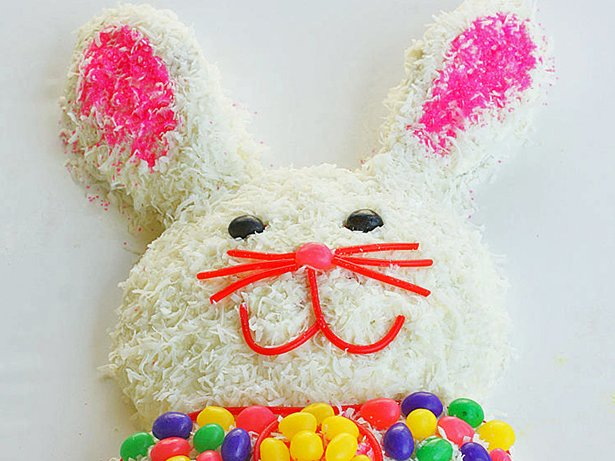 Bunny Surprise Cake